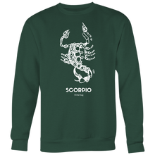 Load image into Gallery viewer, SCORPIO CREWNECK - Spiritual Swag