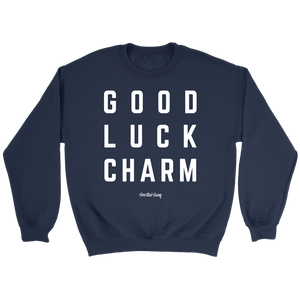 GOOD LUCK CHARM CREWNECK - Spiritual Swag