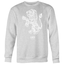 Load image into Gallery viewer, LEO CREWNECK - Spiritual Swag