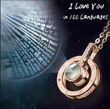 LOVE PROJECTION NECKLACE - Spiritual Swag