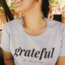Load image into Gallery viewer, GRATEFUL TEE - Spiritual Swag