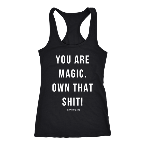 YOU ARE MAGIC TEE - Spiritual Swag