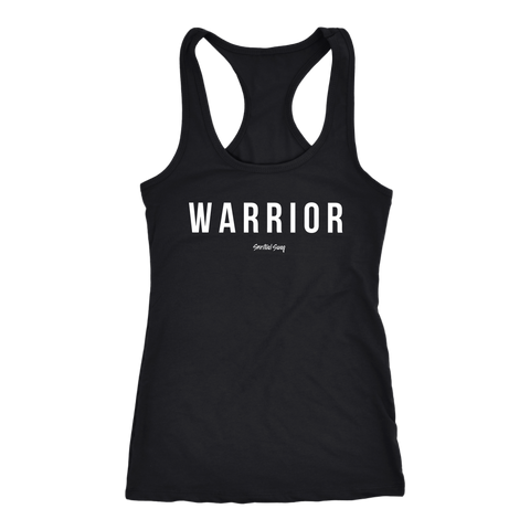 WARRIOR - Spiritual Swag