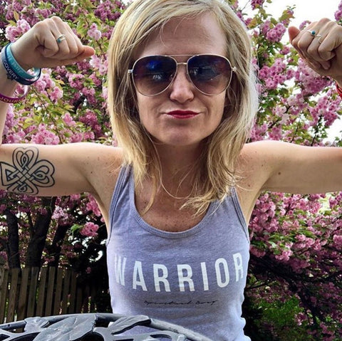 WARRIOR TANK - Spiritual Swag