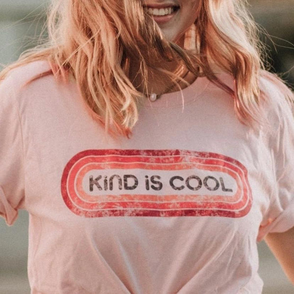 KIND IS COOL TEE - Spiritual Swag