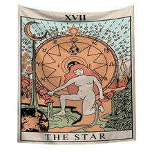 Load image into Gallery viewer, TAROT TAPESTRY - Spiritual Swag