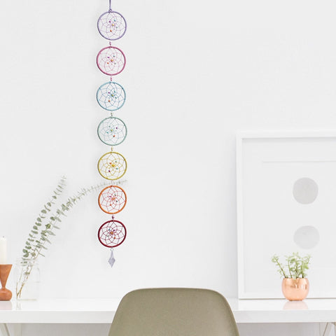 CHAKRA DREAM CATCHER - Spiritual Swag