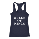 QUEEN OF KINGS TEE - Spiritual Swag