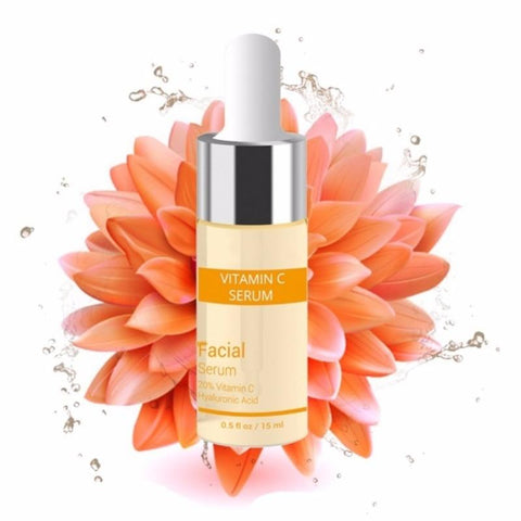 1 Pc 15ml Vitamin C Essence Firming Collagen