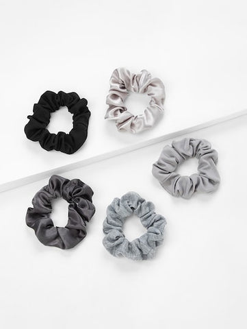 Hair Scrunchie 5pcs