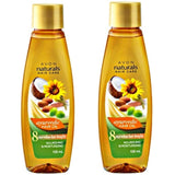Avon Naturals Ayurvedic Hair Oil 100 ml each (Combo of 2)