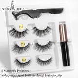 Magnetic Eyelashes Eyeliner