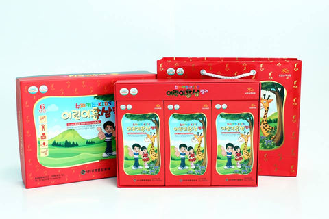 Super Kids Red Ginseng Jelly