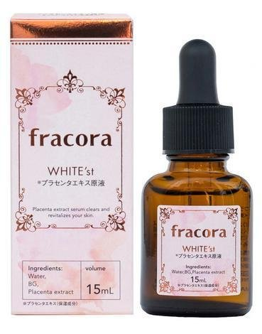 Fracora White'st Placenta Extract Serum