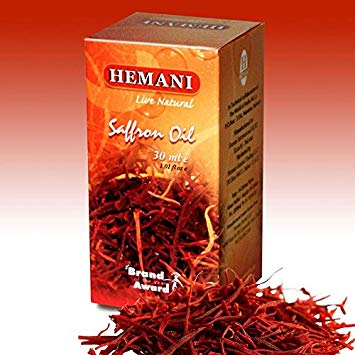 Hermani Saffron Oil