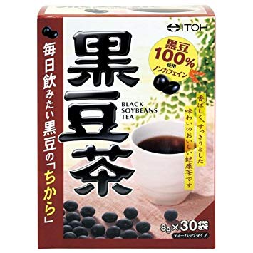 Black Soy Bean Tea