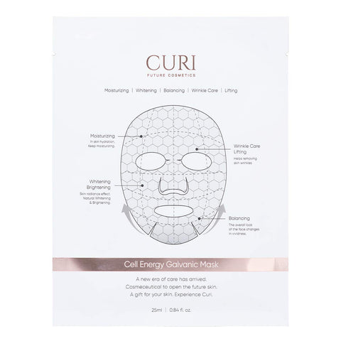 CURI CELL ENERGY GALVANIC MASK