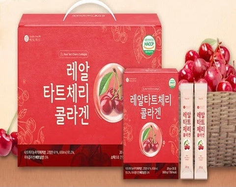 Real Tart Cherry Collagen
