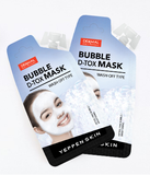 Yeppen Skin Bubble D-tox Mask