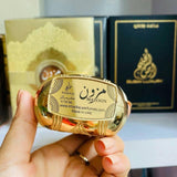 KHADLAJ Mazoon Rose Gold - Concentrated Perfume Oil