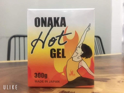 Onaka Hot Gel