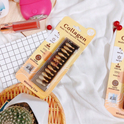 JM Collagen Multi Vita Capsule Ampoule