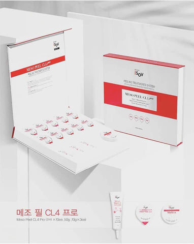 iSov's Meso Peel CL4 Pro - Peeling Treatment System