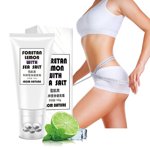Slimming Cellulite Removal Cream with Massage