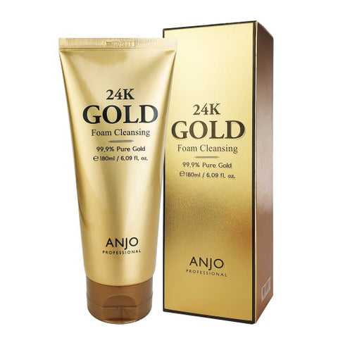 ANJO 24K Gold Foam Cleansing