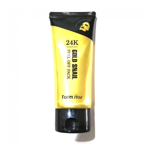 Farmstay 24K Gold Snail Peel Off Pack