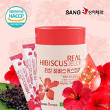 Real Collagen Hibiscus Jelly