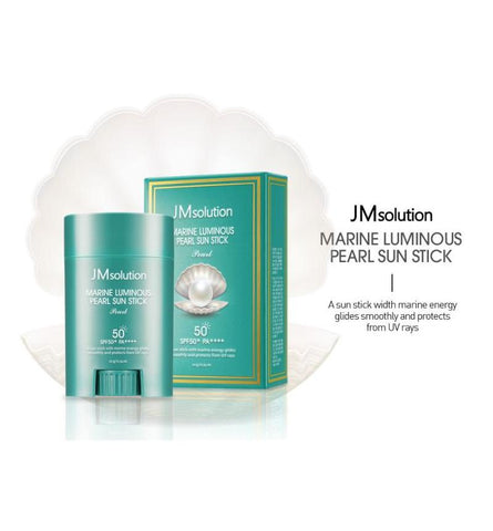 Jm Solution Marine Luminous Pearl Sun Stick