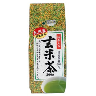 Kunitaro Japanese Brown Rice Green Tea