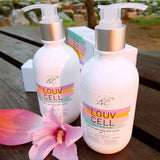 LOUV CELL Crystal Whitening Body Lotion SPF 5
