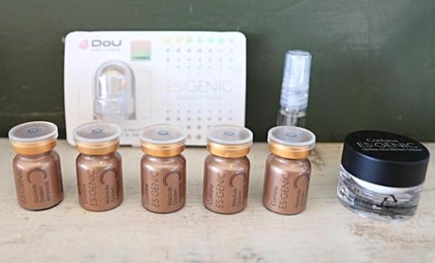Es:genic Absolute Golden Ampoule - Special Set