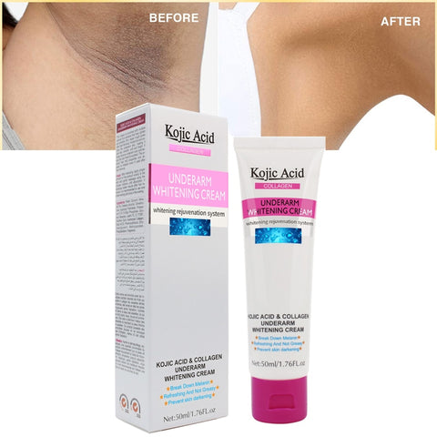 50ml Kojic Acid  Women Armpit Whitening Cream