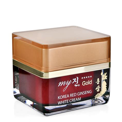 My Jin Gold Red Ginseng White Cream