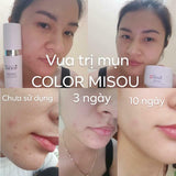 Color Misou Azulen Trouble Goodbye Serum And Cream Set