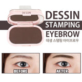Dessin Stamping Eyebrow