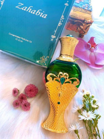 Zahabia Oil Perfume 25ml.