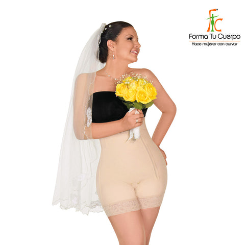 Faja Strapless Media Pierna ( Ref. O-050 ) MODELO 2019