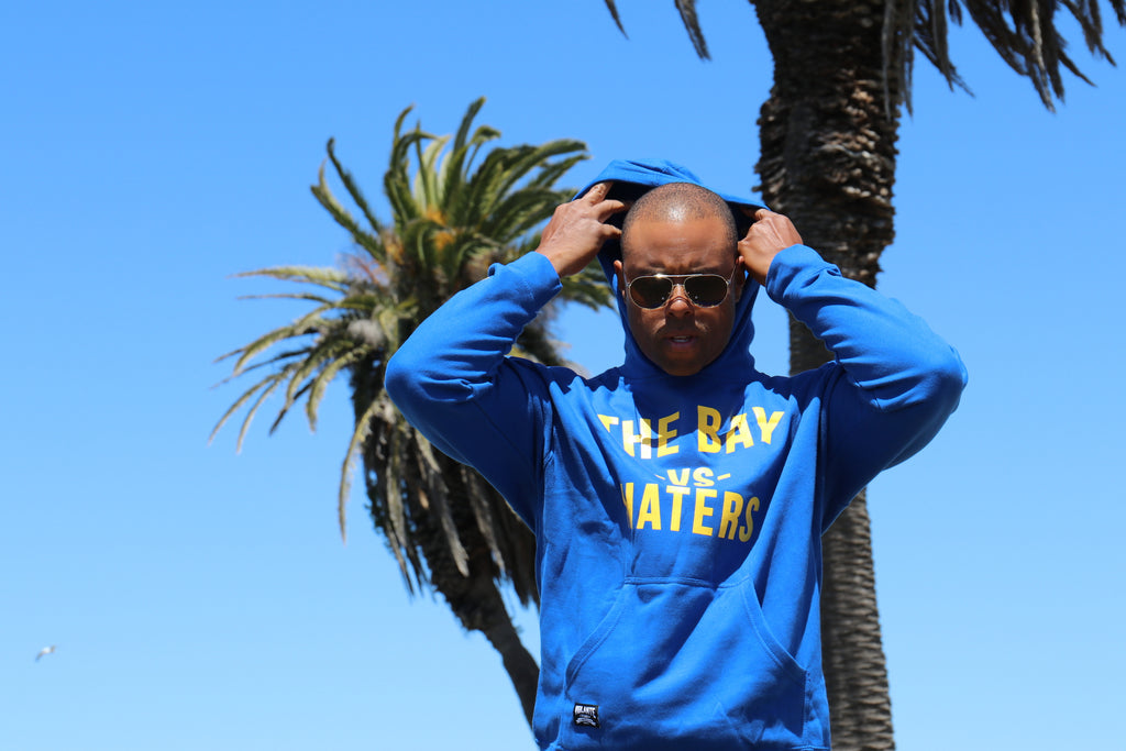 The Bay Vs Haters Golden State Warriors Hoodie