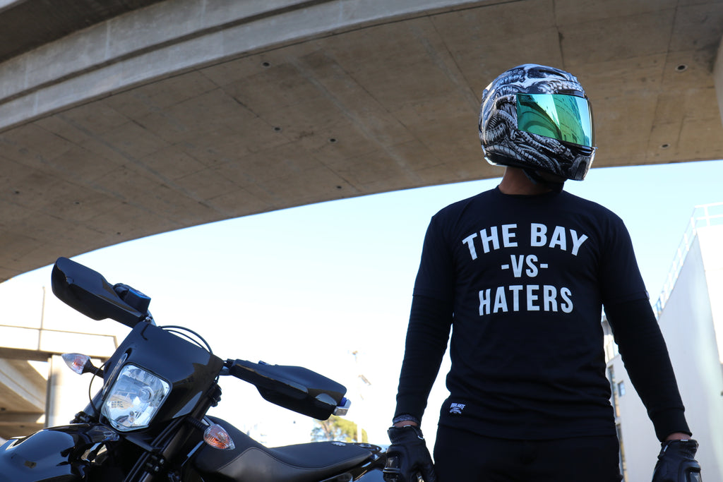 The Bay Vs Haters Shirt