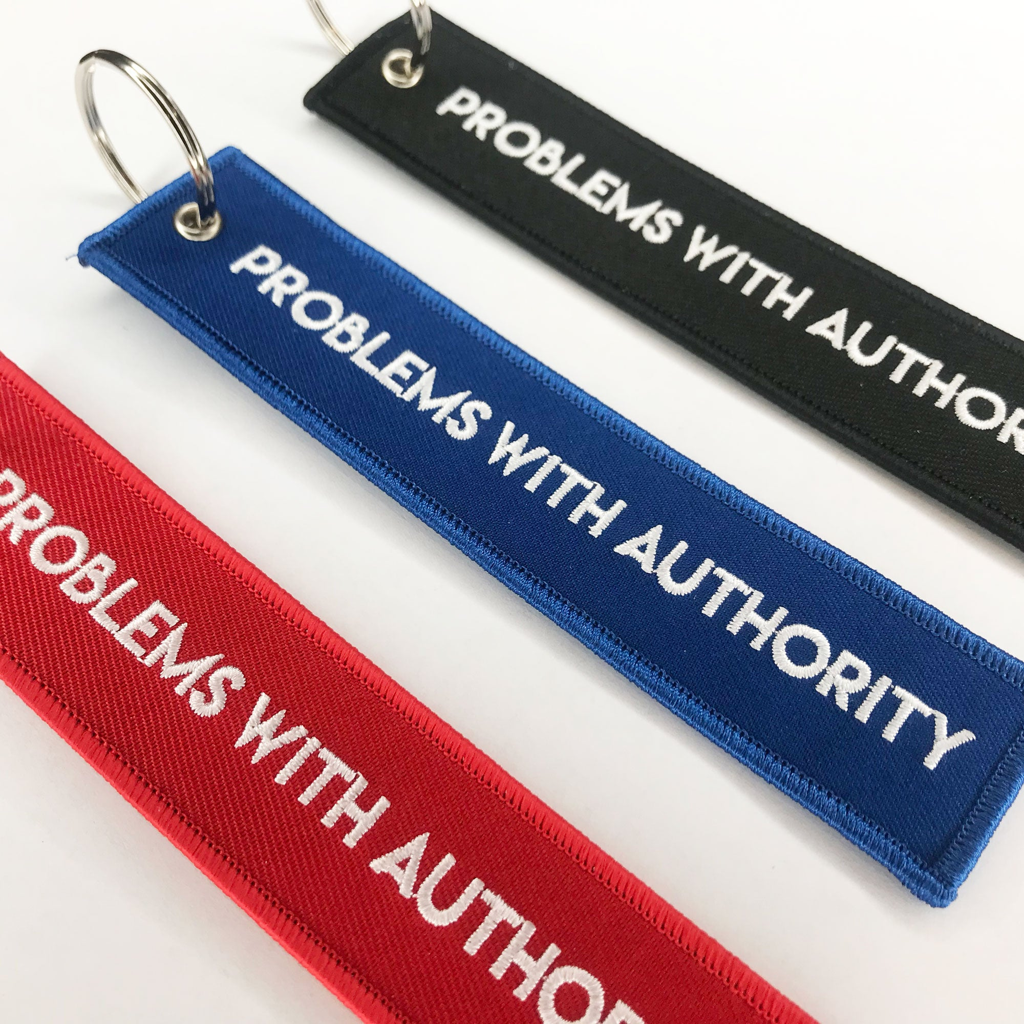 Problems With Authority Key Chain