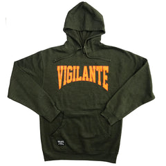 Vengeance Pullover Hoodie - Olive