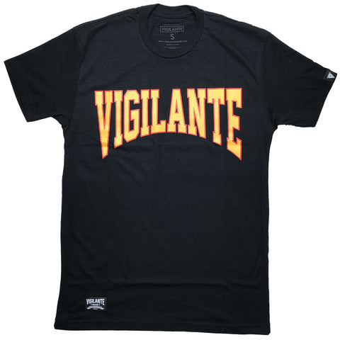 'Vengeance' Tee - Black