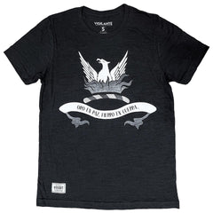 San Francisco Vintage Flag Tee - Black