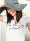 Practically Perfect Graphic Tee