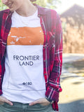 Frontierland Game Distressed Tee