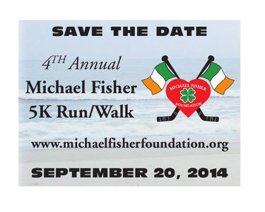 Michael Fisher Walk/Run For The Heart